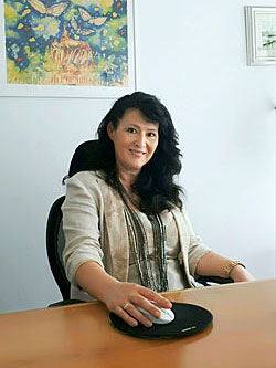 Gordana Radnić, prof. - ravnateljica škole