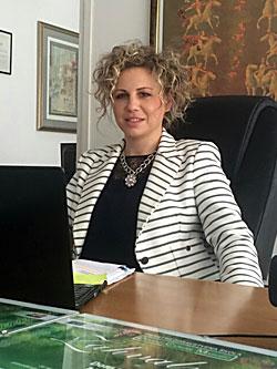 Zorana Bašić, prof. - ravnateljica škole