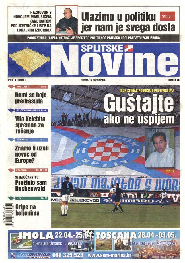Splitske Novine